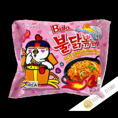 Nouille Ramen spicy mara SAMYANG 5x135g Corée