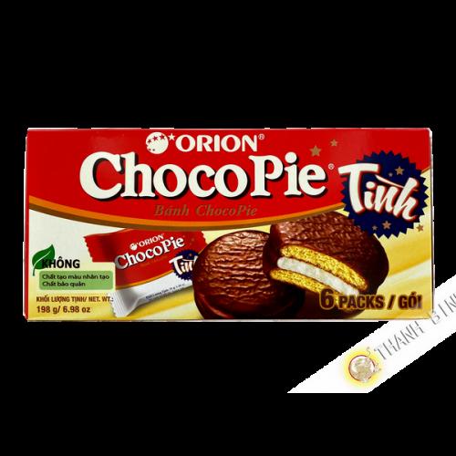 Pastel de Chocolate Pie ORION 198g Vietnam