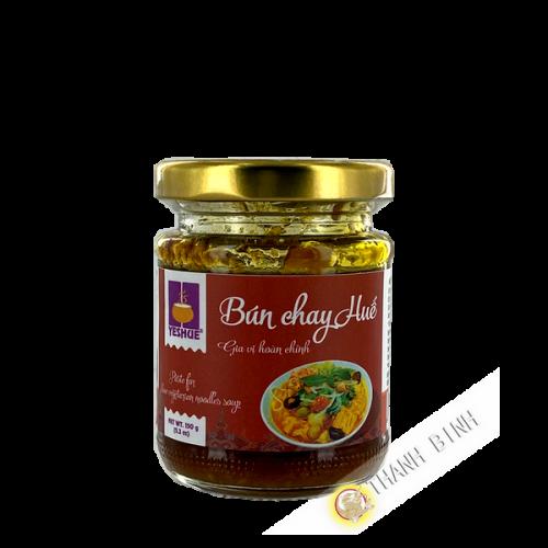 Sauce végétarienne bun chay hue YESHUE 150g Vietnam