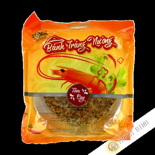 Spicy shrimp grill patty AN NHIEN 80g Vietnam