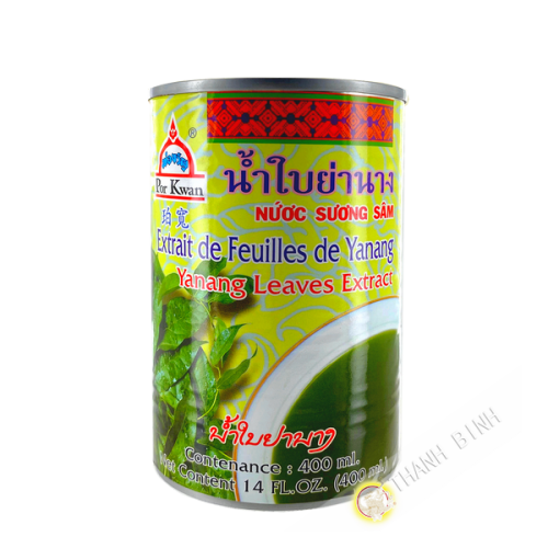 Extrait de feuilles de Yanang 400ml POR KWAN Thailande