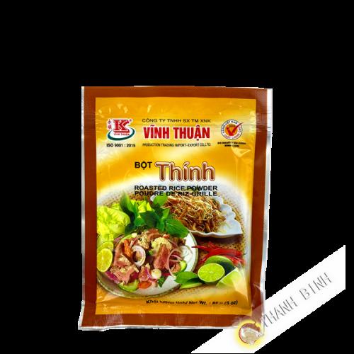 VINH THUAN arroz a la parrilla en polvo 85g Vietnam