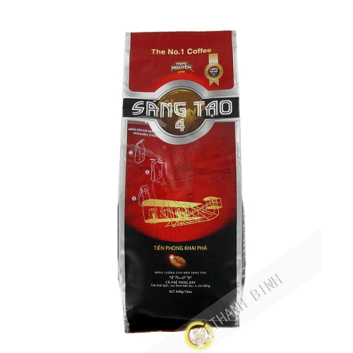 Ground Coffee Sang Tao No. 4 TRUNG NGUYEN 340g Vietnam