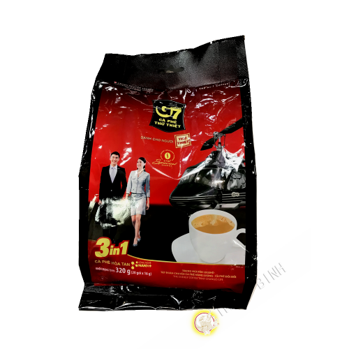 Coffee cream soluble 3-in-1 G7 TRUNG NGUYEN 320g Vietnam