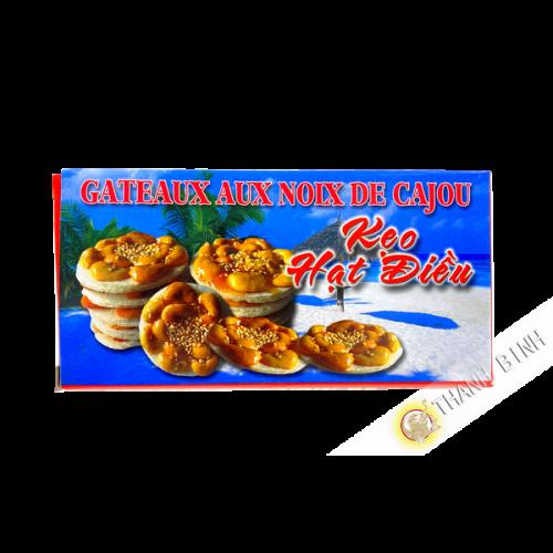 Gâteau aux noix de cajou DRAGON OR 120g Vietnam