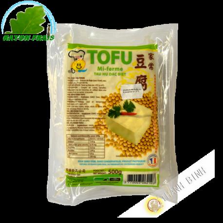Tofu maison mi-ferme 500g - FRAIS