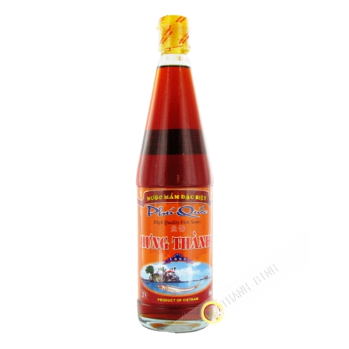 Sauce poisson Phu Quoc 25° 65cl