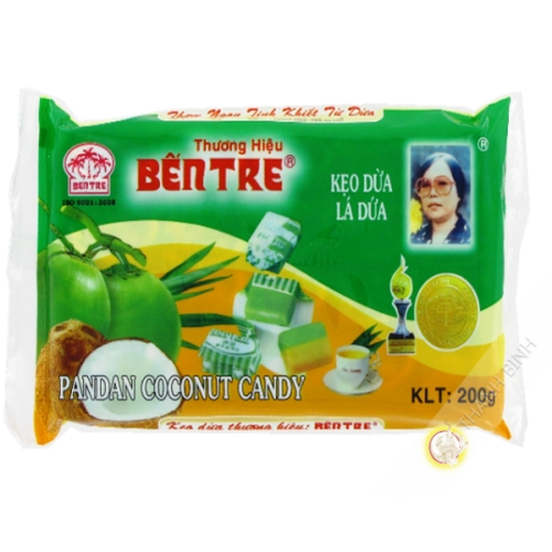 Bonbon coco & baitoey BEN TRE 200g Vietnam