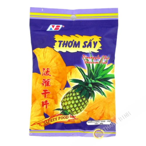 Chip di ananas 100g
