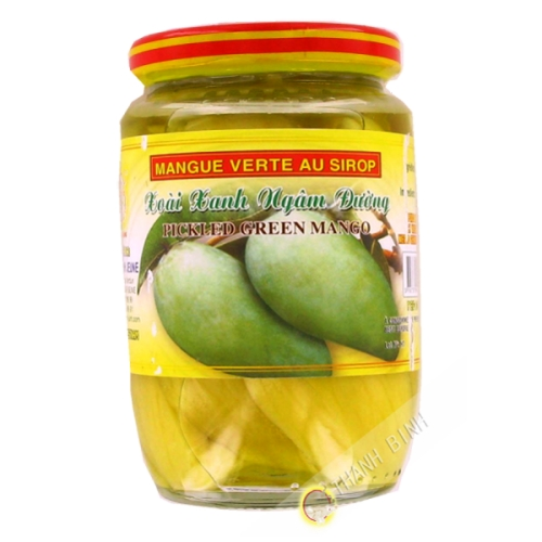 Mangue verte acidulé DRAGON OR 390g Vietnam