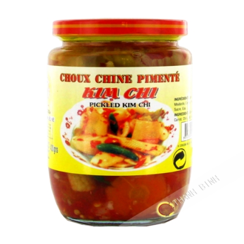 Cavolo kim chi 385g