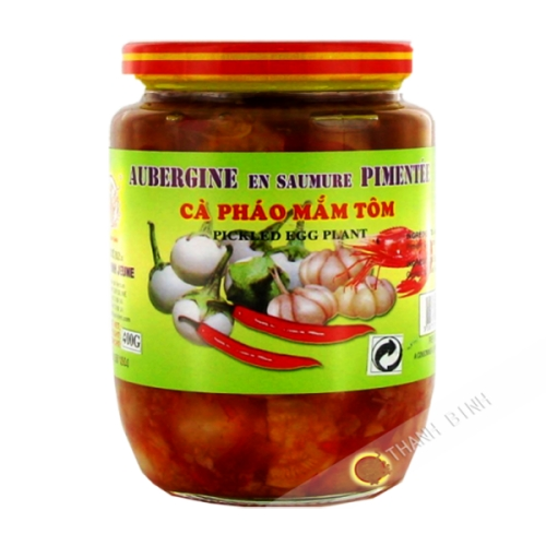 Eggplant brine spicy DRAGON GOLD 400g Vietnam