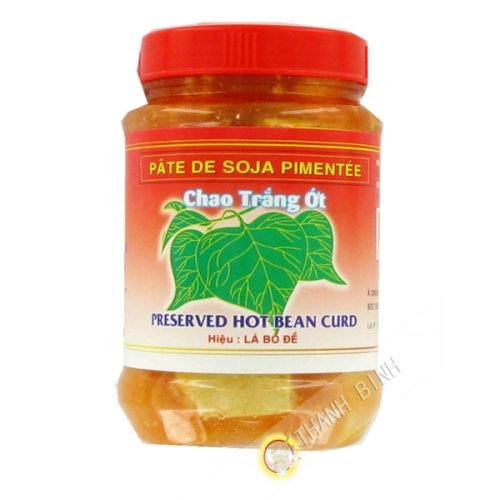 Pate soja pimente 250g
