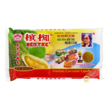 Candy Coconut Durian 200g