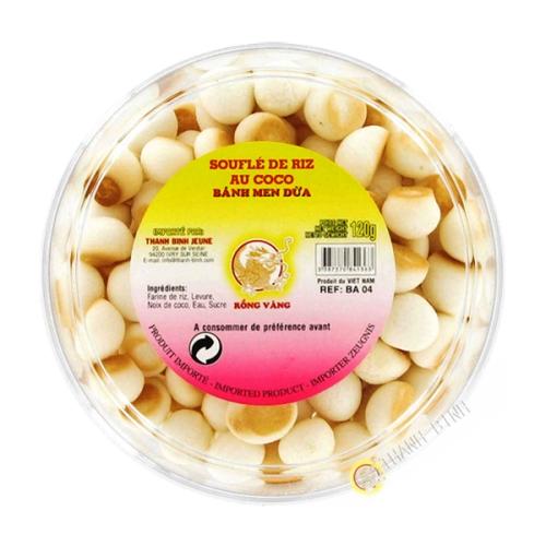 Soufle de arroz de coco 120g