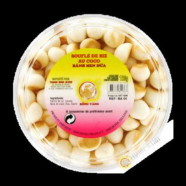 Soufle rice coconut 120g