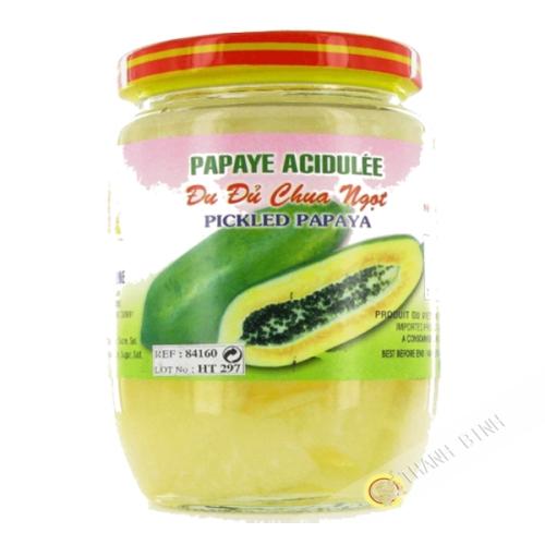 Papaya acidule 390g