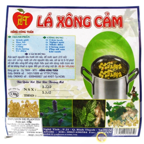 Infusion plante 150g