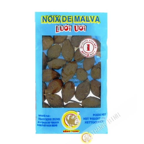 Noix de malva DRAGON OR 50g Vietnam