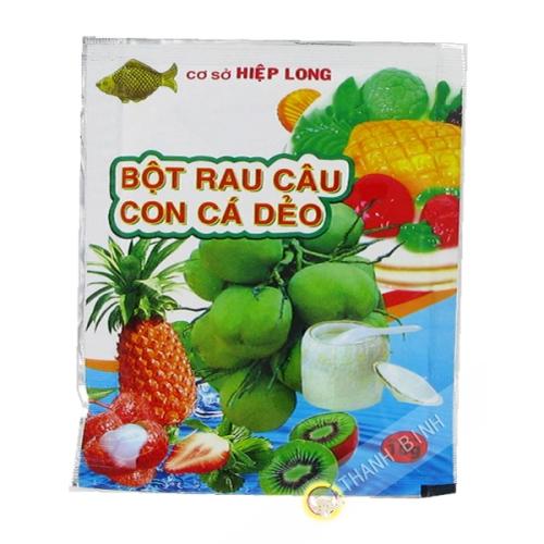 Agar agar Con Ca Deo HIEP LONG 10g Vietnam