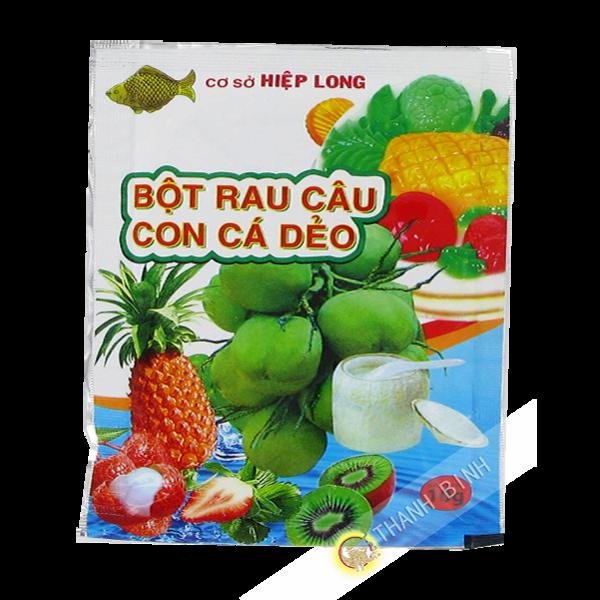L'Agar agar Con Ca Deo HIEP LUNGO 10g Vietnam