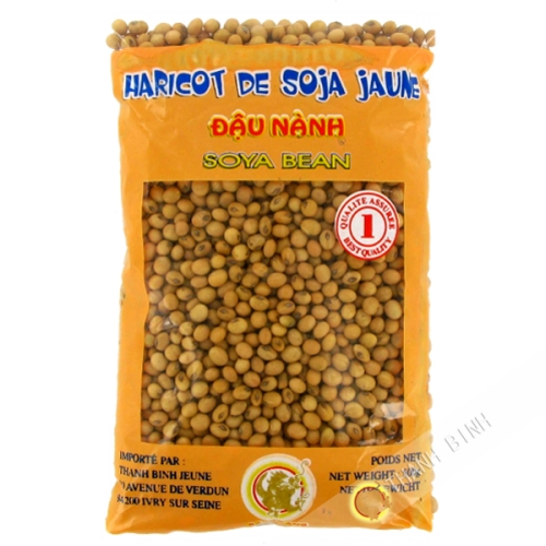 Bean soybean yellow 500g