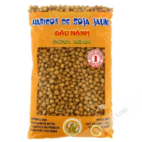 De la haba de soja del DRAGÓN amarillo ORO-500 g de Vietnam