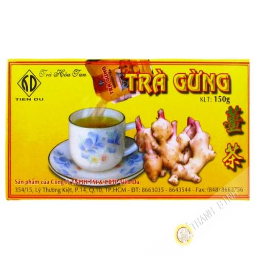 El té de jengibre TIEN DE la 150g de Vietnam