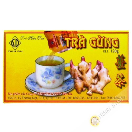 Ginger tea TIEN OF the 150g Vietnam