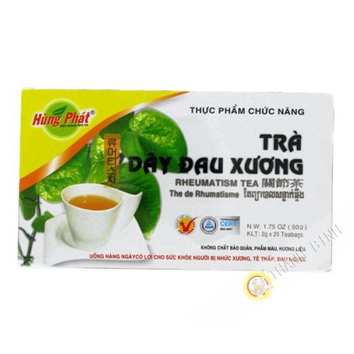 Té Día Dau Xuong COLGADO PHAT 50g de Vietnam