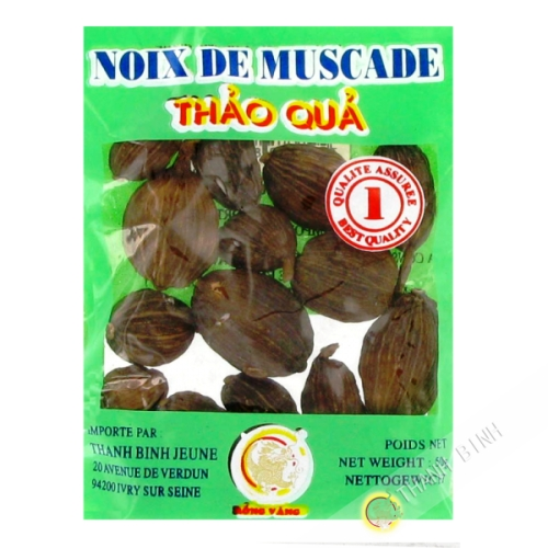 Nutmeg DRAGON GOLD 50g Vietnam