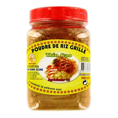 Polvos de arroz tostado DRAGÓN de ORO 150g de Vietnam