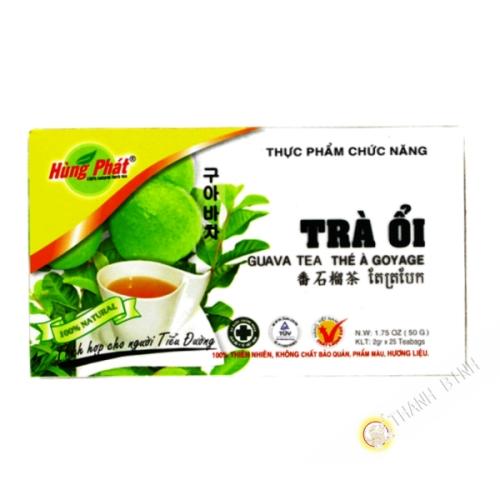 Thé au goyavier HUNG PHAT 50g Vietnam