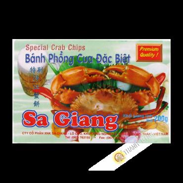 Beignet of crab 200g