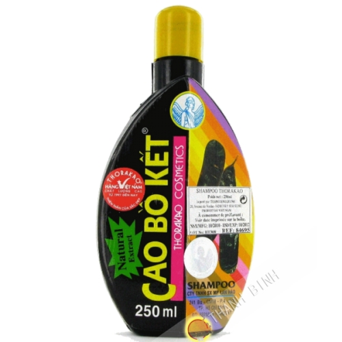 Shampoo bo van THORAKAO 250ml