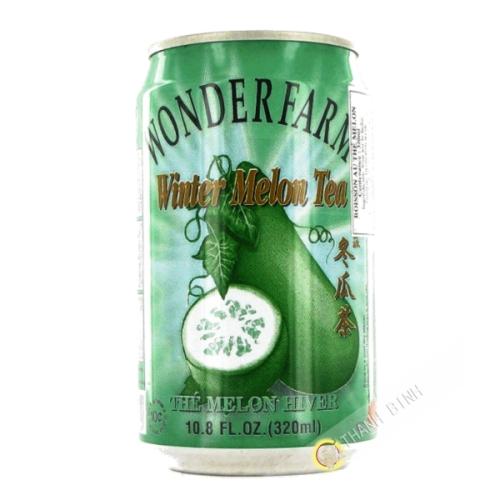 Getränk-tee-melone WONDERFARM 330ml Vietnam