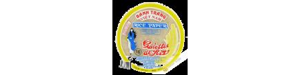 Galette de riz 16cm pour nems Jeune Fille Vietnam 400g