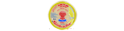 Galette de riz 31cm pour rouleaux printemps Lotus 400g