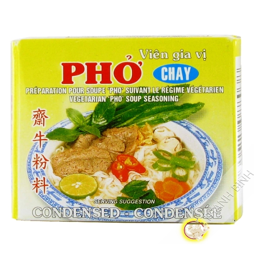 Cubo pho vegetariano 75g