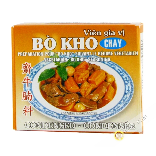 Cube bo kho végétarien BAO LONG 75g Vietnam