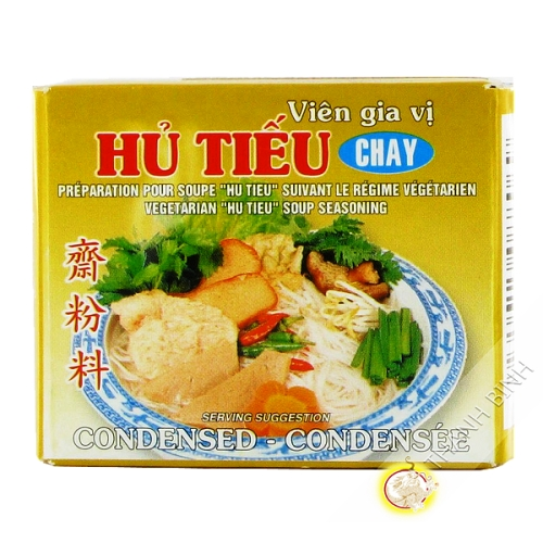 Cubo hu tvn vegetariana BAO LARGO 75g de Vietnam