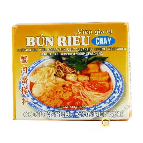 Cubo bun rieu-vegetariana BAO LARGO 75g de Vietnam
