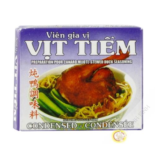 Cubo de pato vit tiem BAO LARGO 75g de Vietnam