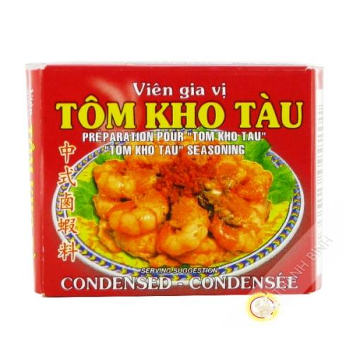 Cube tom kho tau BAO LONG 75g Vietnam