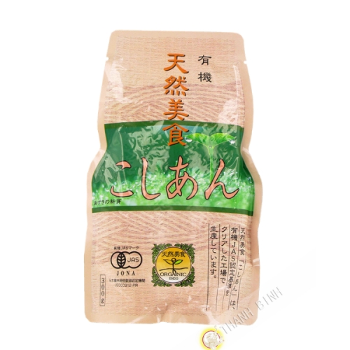 Mashed red bean end 300g JP