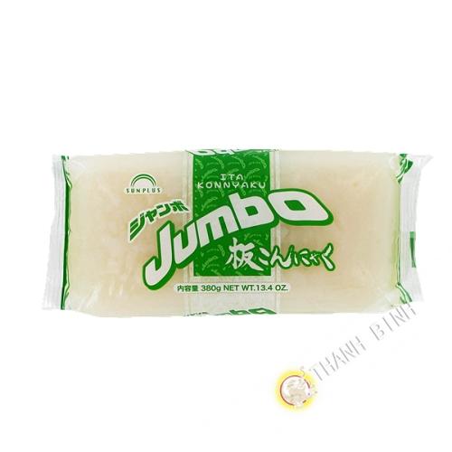 Tablet white Yam 380g JP