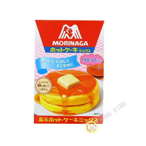 Flour for pancake MORINAGA 300g Japan