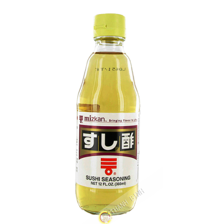 El vinagre de arroz suave 360ml JP