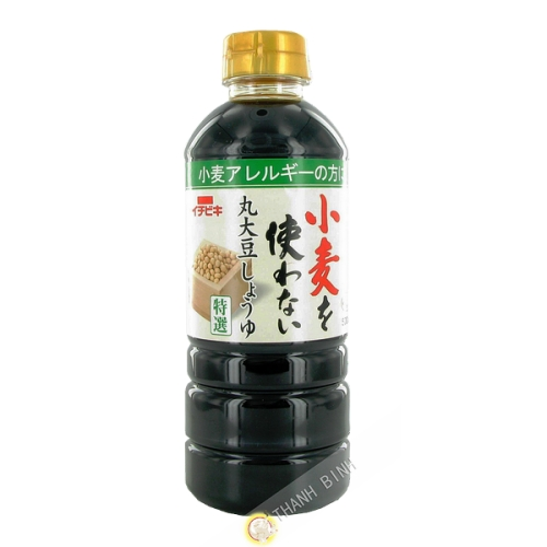 Salsa di soia senza frumento 500ml JP