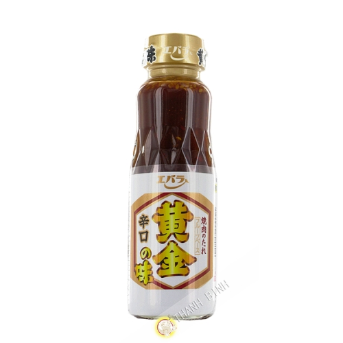 Sauce  grillade epice 210g JP